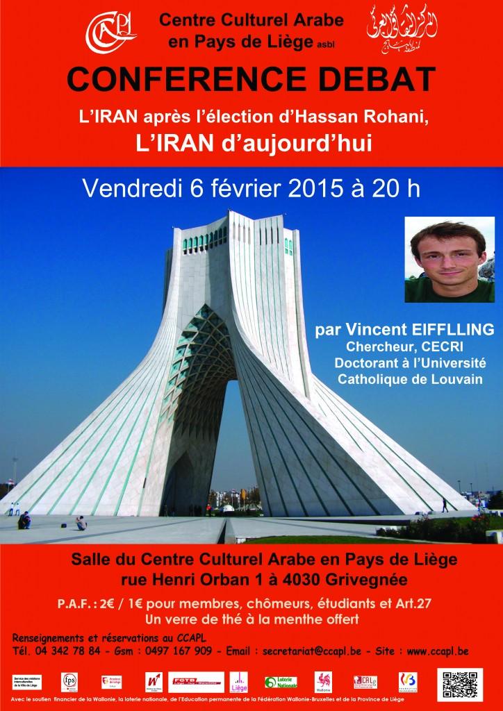 Iran 6 février 2015