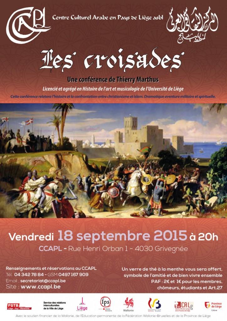 Conférence sur les croisades