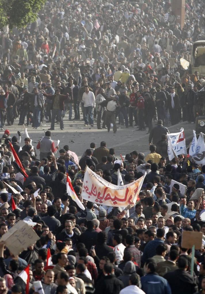 printemps arabe division