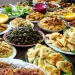 repas palestinien