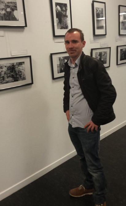 Corentin Laurent Vernissage Photo