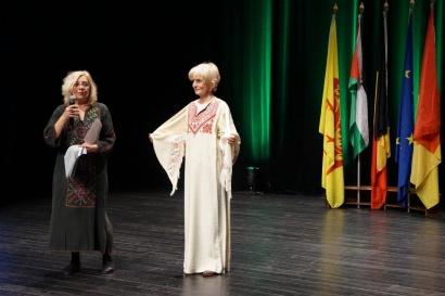 Défilé de mode palestinien