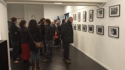 Vernissage expo Corentin Laurent