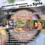 Une journée découverte autour de la syrie