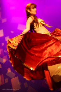 Festival de danses orientales de liège