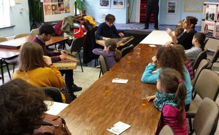 Visite du CPAS de Liège au CCAPL (5)