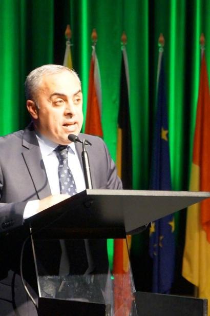 Ambassadeur de Palestine - Quinzaine culturelle Palestinienne liège