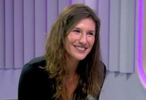 Syrians Got Talent Interwie Julie Clausse